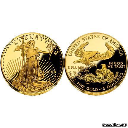 Американский золотой орел
