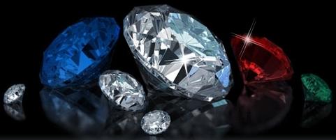 Терапия здоровья и долголетия - драгоценные камни и минералы